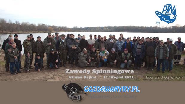 Zawody PZW Akwen Bajkał