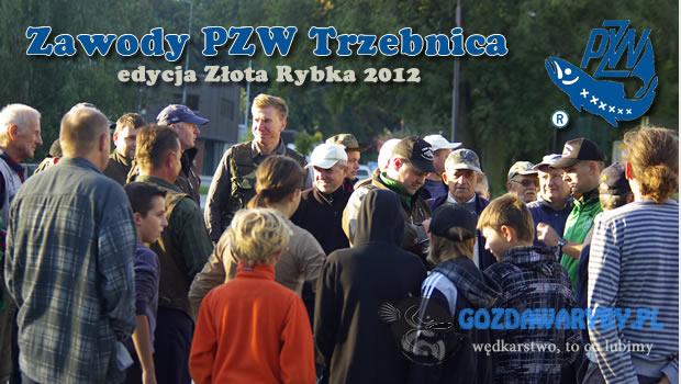 Zawody PZW Trzebnica – Złota Rybka – galeria