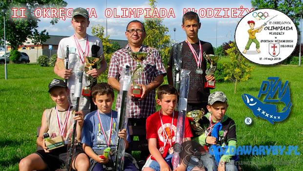 II Okręgowa Olimpiada Młodzieży w Sportach Wędkarskich Drugiej Okręgowej Olimpiadzie Młodzieżowej w Sportach Wędkarskich PZW WROCŁAW , które odbędą się w miejscowośœci Siechnice w dniach 18 i 19 maja 2013roku […]
