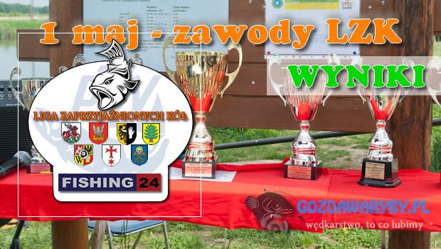 LZK – Siechnice 1 maj 1 maja 2014 roku na zbiorniku Błękitna Laguna w Siechnicach zostały zorganizowane kolejne zawody z serii LZK. Do startu przystapiło 78 zawodników z kół Fishing24, […]