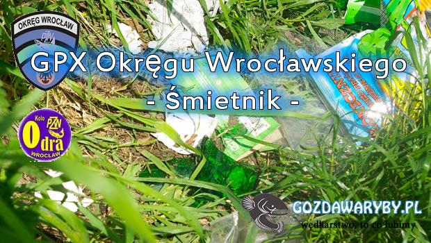 GPX Okręgu Wrocławskiego – śmietnik Miała tu być relacja z GPX o Puchar Odry z 25 maja 20014 roku. Lecz wydarzenia jakie miały miejsce na zawodach stały się ważniejsze by […]
