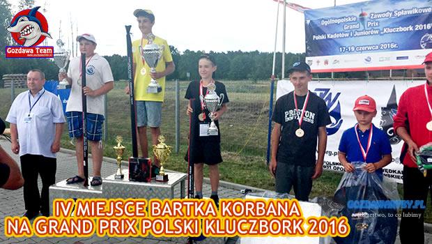 Grand Prix Polska Kluczbork 2016 U14 i U18  Kolejne rozgrywki młodzieży w ramach GPx, rozegrano Kluczborku na zalewie. Znamy ten zalew z Mistrzostw Polski, na których były piękne wyniki […]