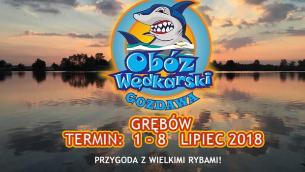 Obóz Wędkarski Gozdawa w Grębowie 1-8 lipiec 2018 roku. Przygoda dla najlepszych!  To przygoda adresowana do naszych uczestników którzy skończyli 16 lat i tych którym obiecaliśmy taki obóz… […]