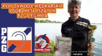XVIII Zawody Wędkarskie Osób Niesłyszących PZG Legnica. Dorota Komosa wygrała zawody wynikiem 4820 g. Jako Kobieta startowała w równej rywalizacji z innymi zawodnikami. Wielkie gratulacje i kolejne zawody przed […]
