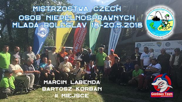W zawodach wystartowało dwóch zawodników Marcin Łabęda z Koła Fishing24 i kadet Bartosz Korban z Koła 23 Trzebnica. Marcin Labęda jest osobą niepełnosprawną i startuje w naszych zawodach kołowych jak […]