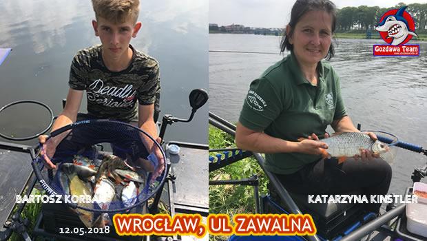 Wędkowania dzisiejszym dniu na rzece Odrze we Wrocławiu. Niestety nie udało się super połowić, gdyż motorowodniacy ścigali się na skuterach wodnych… Mimo tego udało się złowić wiele fajnych ryb… […]