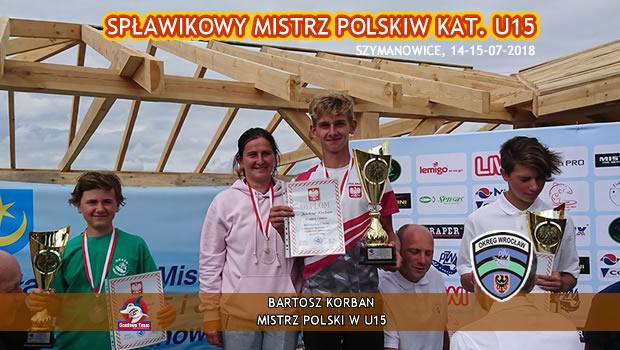 Mamy naszego Mistrza Polski w Spławiku, kat. U15. To fantastyczne ukoronowanie cieżkiej pracy Bartka w kategori Kadet. To pięć lat wyjazdów, wiele godzin wędkowania startów, porażek i zwycięstw. Tym samym […]