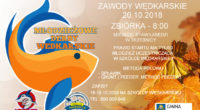 W dniu 20 październikaKoło nr 23 Trzebnica i Sekcja Sportów Wędkarskich Gozdawa Team organizujedla młodzieżyuczestniczącej w szkółcewędkarskiej zawody spławikowe i gruntowe. Więcejinformacjina załączonymplakacie.