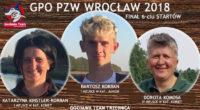 Mamy już podsumowanie GPO PZW Wrocław za 2018. No cóż, Bartek wygrał cały cyk w swojej kategori, Kasia wybrała cykl w swojej kategori, Dorota zajeła czwarte miejsce w swojej kategori. […]